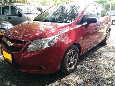 Chevrolet Sail LS  usado (2015) color Rojo precio $30.000.000