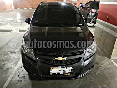 Chevrolet Sail LS usado (2016) color Gris Ocaso precio $25.500.000