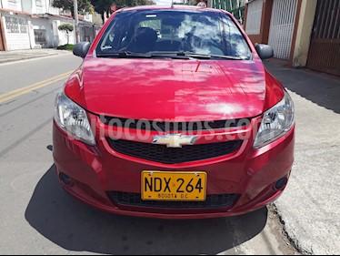 Foto venta Carro Usado Chevrolet Sail LS  (2013) color Rojo Velvet precio $23.000.000