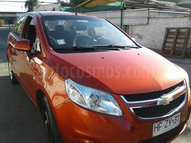 Foto venta Auto Usado Chevrolet Sail LT 1.4  (2015) color Naranja Metalico precio $5.350.000
