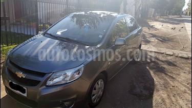 Foto venta Auto Usado Chevrolet Sail LT 1.4  (2014) color Gris Piedra precio $5.000.000