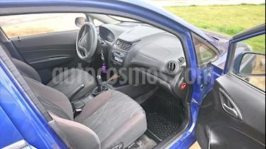 Chevrolet Sail LT 1.4  usado (2013) color Azul precio $4.100.000