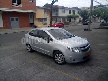 Foto venta Carro Usado Chevrolet Sail LT  (2014) color Plata precio $26.000.000