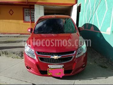 Chevrolet Sail LTZ  usado (2017) color Rojo precio $34.000.000