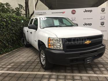 Foto Chevrolet Silverado 2500 4x4 Doble Cabina LS