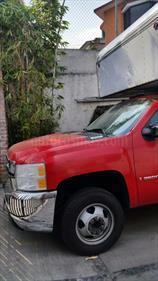 Foto venta Auto usado Chevrolet Silverado 3500 Chasis Cabina Paq A HD  (2009) color Rojo Vivo precio $200,000