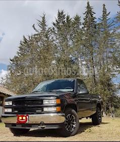 Foto venta Auto usado Chevrolet Silverado 4x2 T-A AA (1996) color Negro precio u$s9.500
