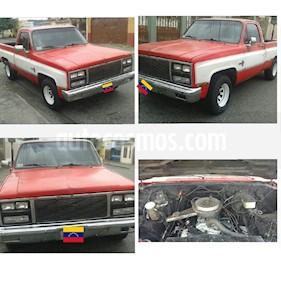 Chevrolet Silverado Auto. 4x2 usado (1981) color Rojo precio u$s2.000