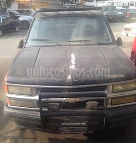 Foto venta carro usado Chevrolet Silverado LT 5.3L Cabina Simple 4x2 (1994) color Negro precio u$s2.300