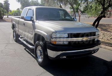 foto Chevrolet Silverado Sportside 4x4