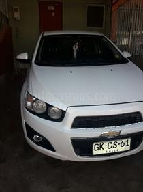Chevrolet Sonic Hatchback 1.6 LT  usado (2014) color Blanco Perla precio $4.500.000
