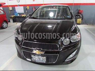 Foto venta Auto Seminuevo Chevrolet Sonic RS 1.4L (2016) color Negro precio $235,000
