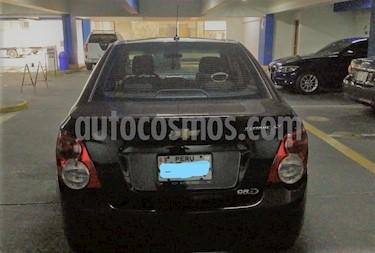 Chevrolet Sonic Sedan 1.6 LT Full Aut usado (2014) color Marron precio u$s9,500