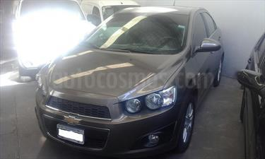 foto Chevrolet Sonic Sedan LT