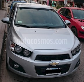 Foto venta Auto usado Chevrolet Sonic Sedan LT (2014) color Plata Switchblade precio $220.000