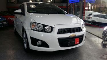 foto Chevrolet Sonic Sedan LTZ