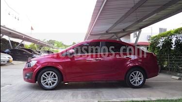 Chevrolet Sonic 1.6 LT Aut usado (2015) color Marron precio $34.000.000