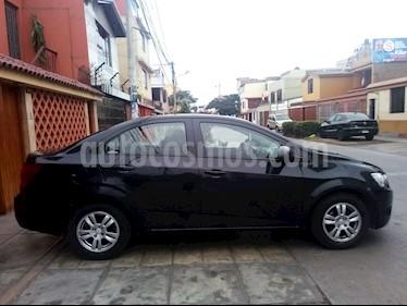 Chevrolet Sonic 1.6 LT Full Aut usado (2013) color Negro precio u$s9,500