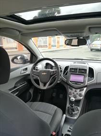 Chevrolet Sonic 1.6 LT  usado (2016) color Plata Sable precio $36.000.000