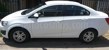 Foto venta Auto usado Chevrolet Sonic 1.6 LT  (2013) color Blanco precio $5.600.000