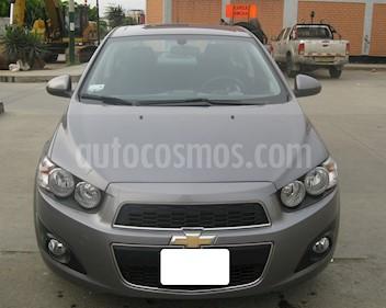 Chevrolet Sonic 1.6 LT  usado (2013) color Gris precio $5.900.000