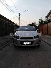 Foto venta Auto Usado Chevrolet Sonic 1.6 LT  (2015) color Gris Urbano precio $6.500.000