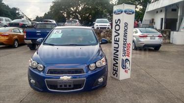 foto Chevrolet Sonic 4p LTZ aut