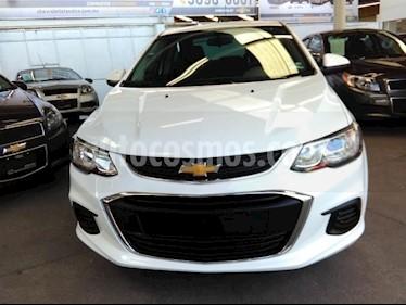 Foto venta Auto Seminuevo Chevrolet Sonic D (2017) color Blanco precio $194,000