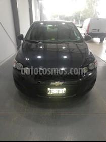 Foto venta Auto Seminuevo Chevrolet Sonic LS (2015) color Gris precio $140,000