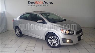 Foto venta Auto Seminuevo Chevrolet Sonic LS (2015) color Plata precio $159,900
