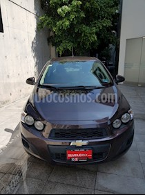 Foto venta Auto Seminuevo Chevrolet Sonic LT Aut (2016) color Bronce Castano precio $169,000