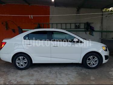 Foto venta Auto Seminuevo Chevrolet Sonic LT Aut (2013) color Blanco precio $110,000