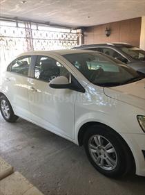 Foto venta Auto usado Chevrolet Sonic LT (2016) color Blanco precio $160,000