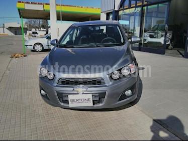 Foto venta Auto usado Chevrolet Sonic  LT (2013) color Gris Oscuro