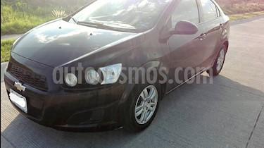Foto venta Auto usado Chevrolet Sonic LT (2016) color Negro precio $169,500