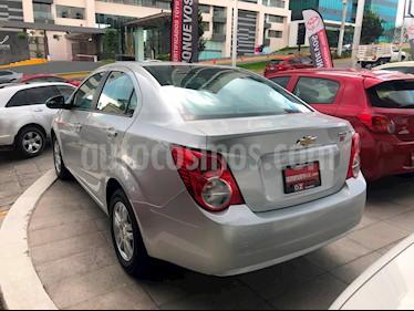 Foto venta Auto Seminuevo Chevrolet Sonic LT (2016) color Plata Brillante precio $159,000