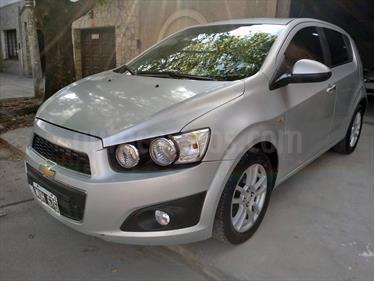 Foto venta Auto usado Chevrolet Sonic  LTZ Aut (2013) color Plata Switchblade precio $305.000
