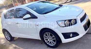 Foto venta Auto Usado Chevrolet Sonic  LTZ Aut (2012) color Blanco precio $255.000