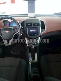 Foto venta Auto Seminuevo Chevrolet Sonic LTZ Aut (2015) color Plata precio $160,000