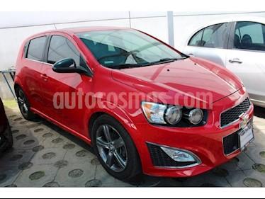 Foto venta Auto Seminuevo Chevrolet Sonic LTZ Aut (2015) color Rojo precio $205,000