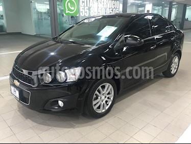 Foto venta Auto Seminuevo Chevrolet Sonic LTZ Aut (2016) color Negro precio $188,000