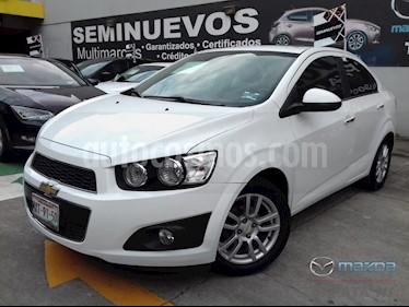 Foto venta Auto Seminuevo Chevrolet Sonic LTZ Aut (2016) color Blanco precio $175,000