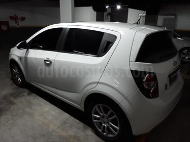 Foto venta Auto Usado Chevrolet Sonic  LTZ (2012) color Blanco Alpine precio $210.000
