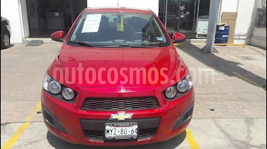 foto Chevrolet Sonic Paq A