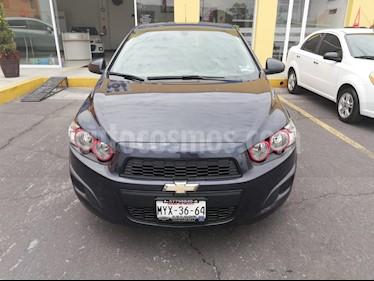 Foto venta Auto Seminuevo Chevrolet Sonic Paq D (2016) color Azul precio $170,000