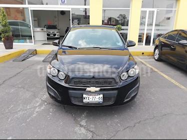Foto venta Auto Seminuevo Chevrolet Sonic Paq D (2016) color Negro Carbon precio $170,000