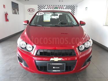 foto Chevrolet Sonic Paq E