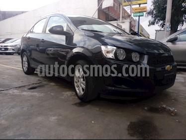 Foto venta Auto Seminuevo Chevrolet Sonic Paq E (2016) color Negro precio $170,000