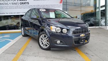 Foto Chevrolet Sonic Paq F