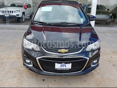 Foto venta Auto Seminuevo Chevrolet Sonic Premier Aut (2017) color Negro precio $218,000